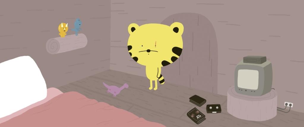 image du film d'animation GRIFFURE